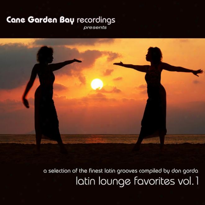 Latin Lounge Favoritsr Vol.1 - A Selection Of The Finest Latin Grooves Compiled By Don Gorda