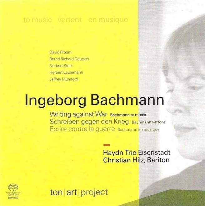 """""""lauermann, H.: Piano Trio No. 2 / Froom, D.: Piano Trio No. 2, """"""""grenzdn"""""""" / Deutsch, B.r: Curriculum Vitae (hilz, Eisenstadt Haydn"""""""