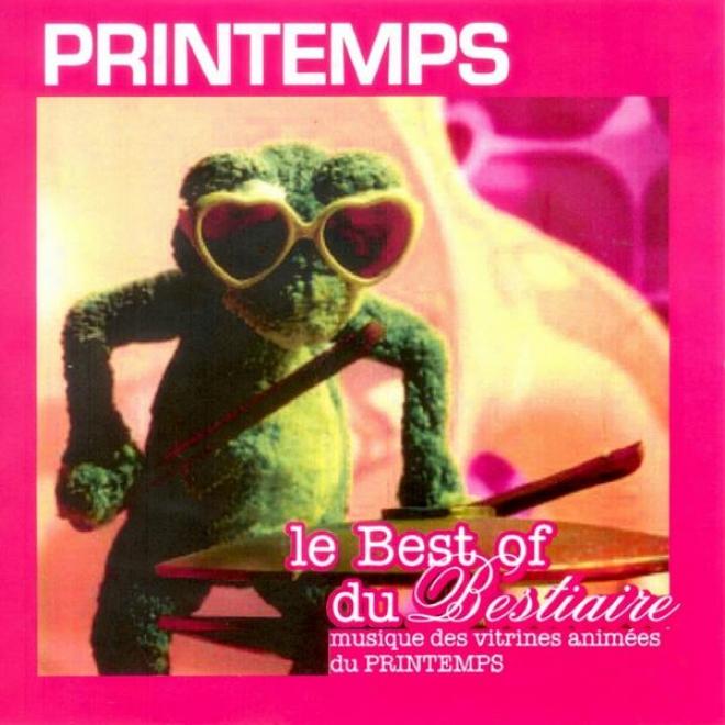Le Best Of Du Bestiaire (musique Des Vitrines De Noel Du Printemps Haussmann)