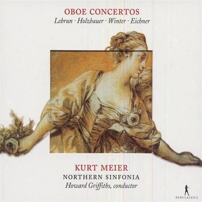 Lebrun, L.a.: Oboe Concerto No. 7 / Holzbauer, I.: Oboe Concerto In D Minor / Winter, P.: Oboe Concerto No. 2 (meier)