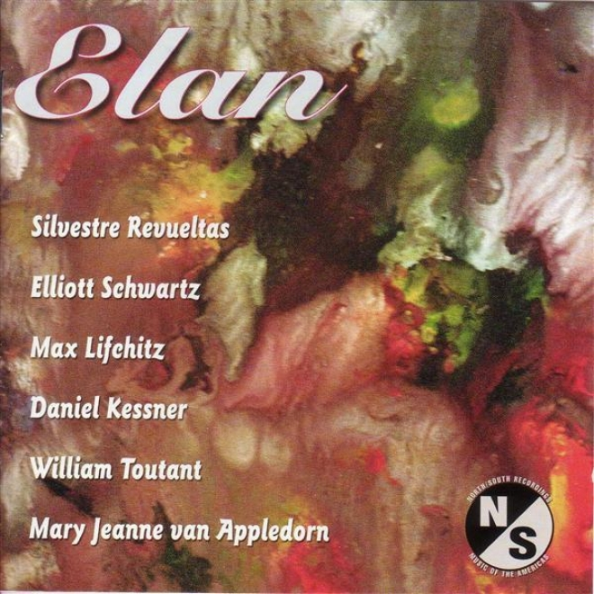 Lifchitz, M.: 3 Songs / Revueltas, S.: 5 Canciones Para Ninos / Appledorn, M.j. Va:n Passages I And Ii / Kessner, D.: 2 Visions
