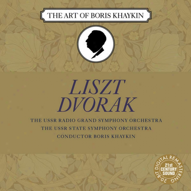 Liszt: Polonaise In E Major, Mephidto Walz No. 1, Etc & Dvorak: Slavonic Dances Nos. 2, 3, 6, 8