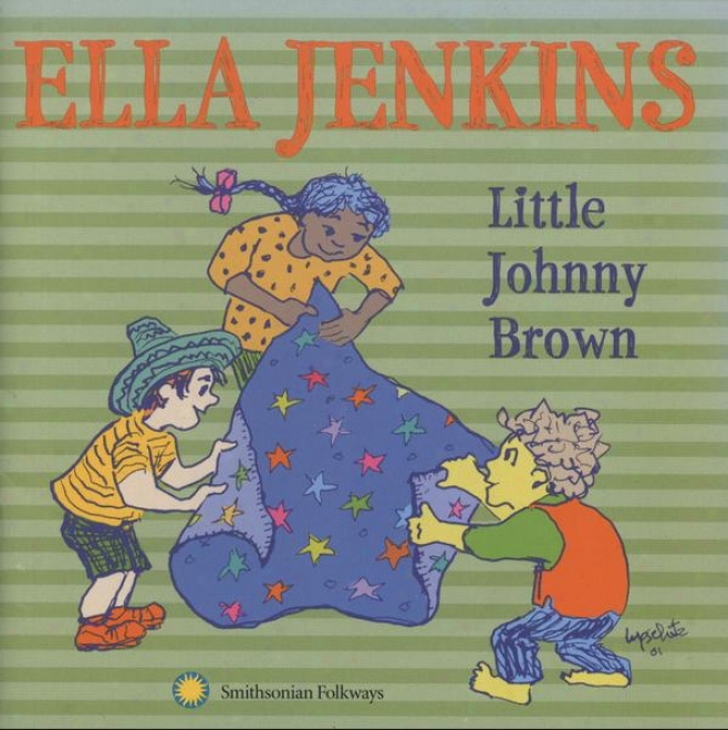 """little Johnny Brown With Ella J3nkins And Girls And Boys From """"uptown"""" ( Chicago)"""