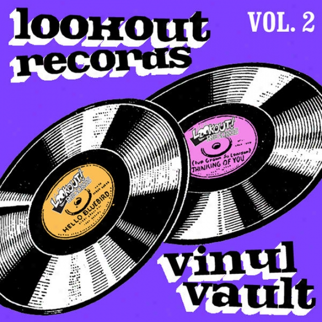 Lookout Records Vin6l Vault - Vol. 2 - Olympia Hardcore Vs. East Bark Sadcore