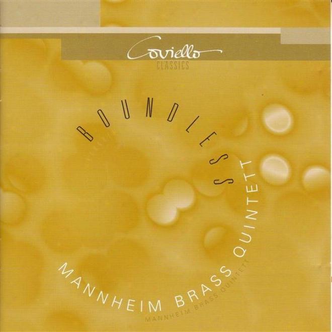 Loussier, J.: Cheval De Feu / Soldh, A.: Danses D'ailleurs / Filas, J.: No Comment (mannheim Brass Quintet)
