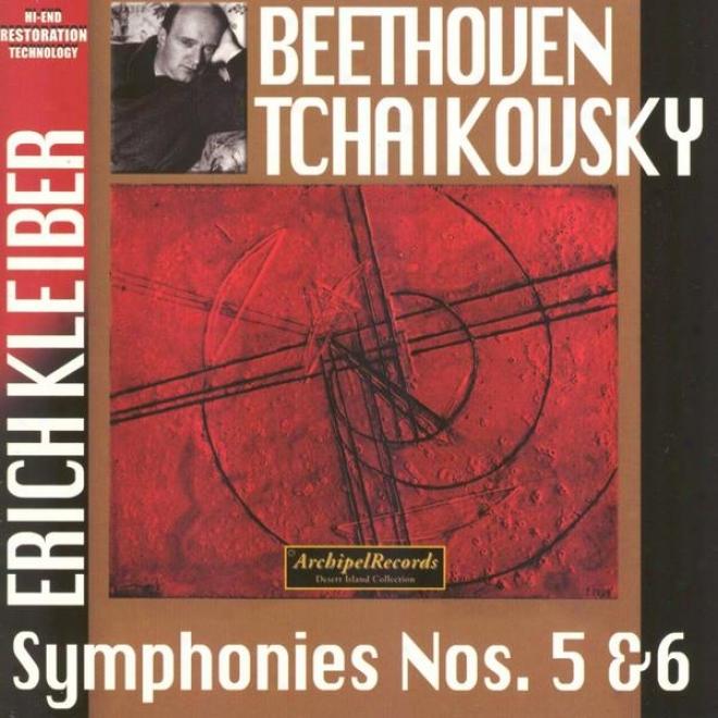Ludwig Front Beethoven : Symphony No.5, Peyer Ilijc Tchaikovsky : Symphony No.6