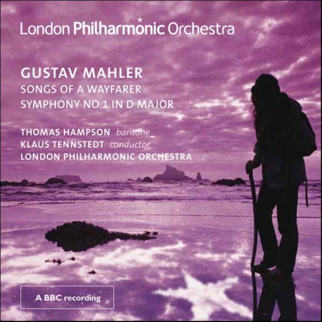 """""""mahler, G.: Consonance No. 1, """"""""titan"""""""" / Lieder Eines Fahrenden Gesellen (hampson, London Philharmonic, Tennstedt)"""""""