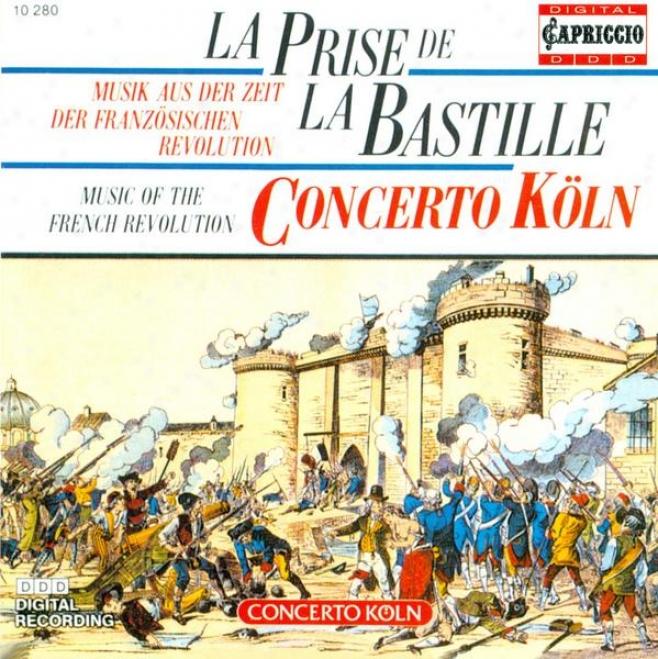 Martin, F.: Symphony, Op. 4 / Dittersdorf, C.d. Von: La Prise De La Bastille / Gossec, F.-j.: Symphony, Op. 3, No. 6 (concerto Kol
