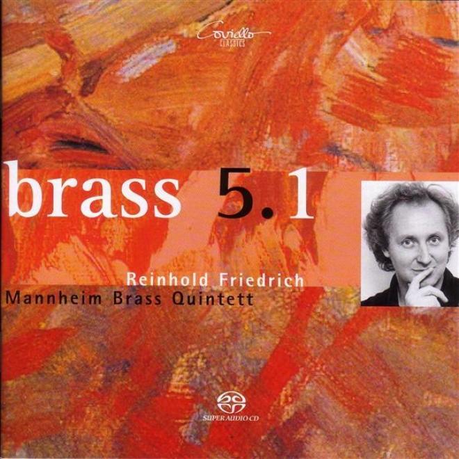 Masson, A.: Sbadows / Bohme, O.: Brass Sextet, Op. 30 / Schnyder, D.: Brass Quintet (mannneim Brass Quintet)