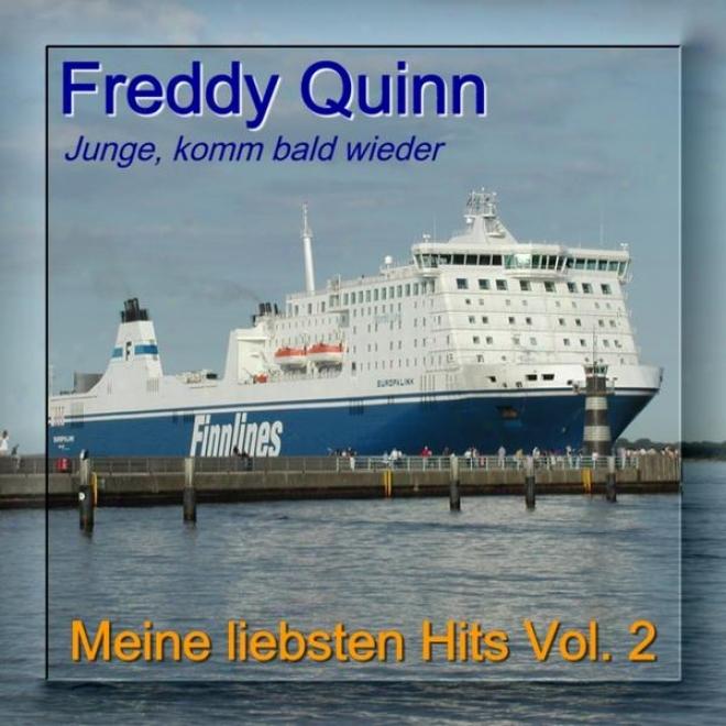 Meone Liebsten Hits - My Most Favourite Songs Vol. 2 - Junge Komm Baald Wieder