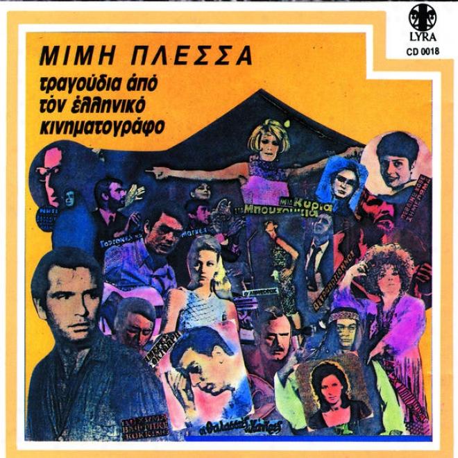 Mimis Plesas: Tragoudia Apo Ton Ellhniko Kinimatogrago (mimis Plesas: Greek Cinema Songs)