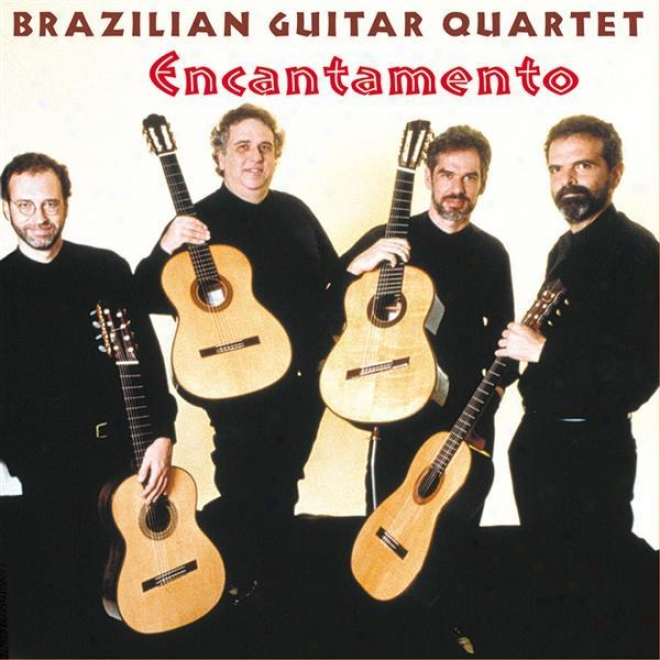 Miranda, R.: Variacoes Serias / Santoro, C.: Frevo / Mignone, F.: Lenda Sertaneja No. 8  (encantamento) (brazilian Guitar Quartet)