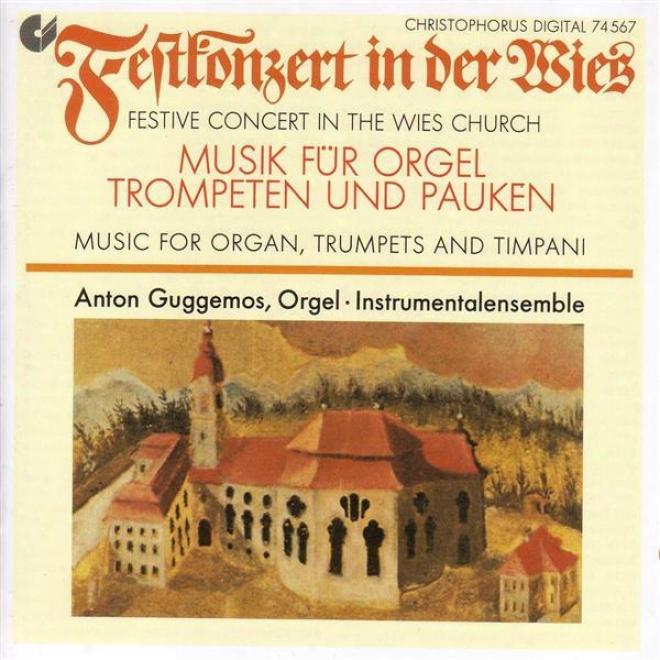 Mouret, J.-j.: Sinfonies De Fanfares / Bach, J.s.: Organ Concerto, Bwv 593 / Galuppi, B.: Orgab Sonata In D Minor (guggemos)