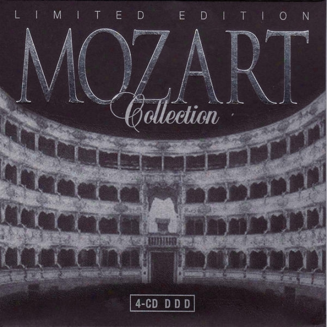 Mozart: Collection - Requiem / Piano Music / Concerti Per Violino E Orchestra 3 & 5 / Serenata K 525