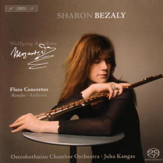 Mozart: Flute Concertos Nos. 1 And 2 / Andante In C Major / Rondo In D Major