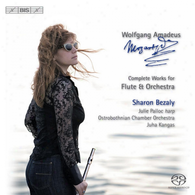Mozart: Flute Concertos Nos. 1 And 2 / Concerto For Flute And Harp / Andante In C Major / oRndo In D Major (bezaly)