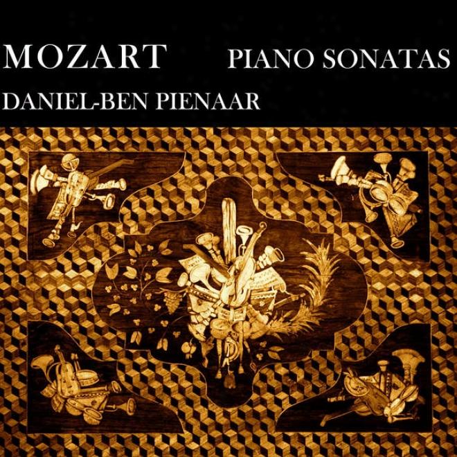 Mozart Sonatas Cd 4 - Fantasy Anr Sonata K475K 457 And Sonata K533 K494 - 1784-8