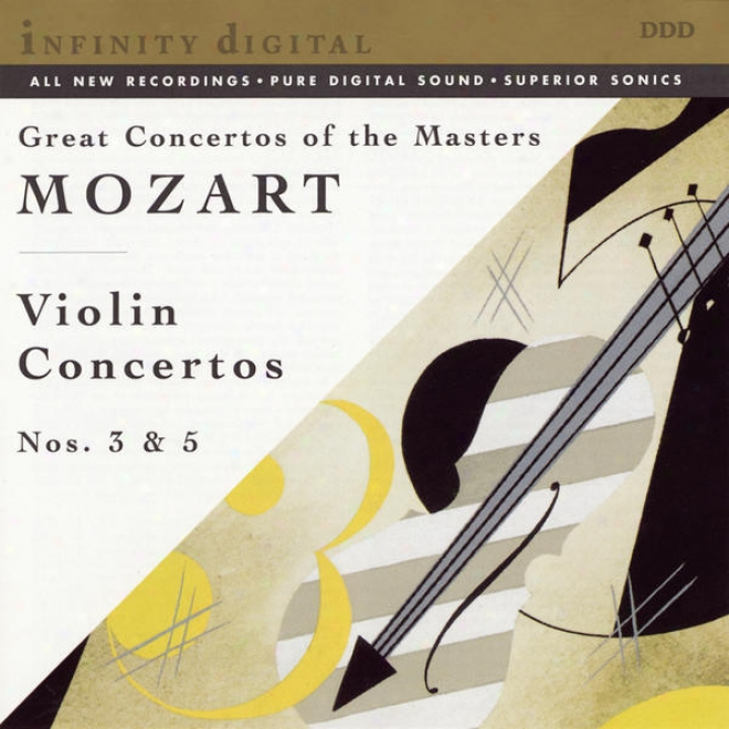 Mozart: Violin Concerti,  K. 216 & 219 ;Adagio And Fugue For Two Violins, Viola And Bass K. 546