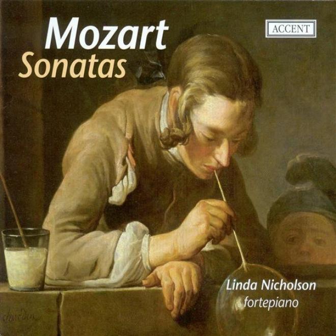 Mozart, W.a.: Piano Sonatas Nos. 3, 8, 12, 18 / Fantasia In D Minor, K. 397