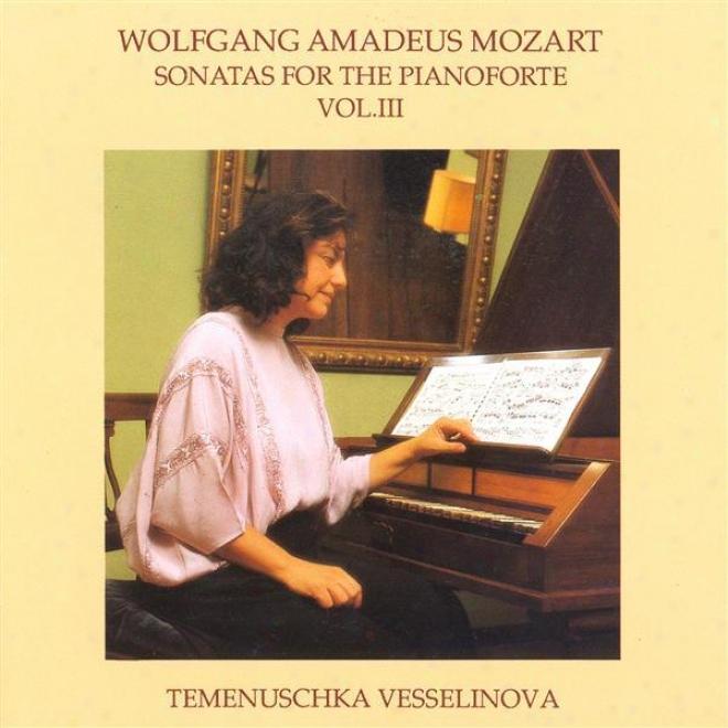 Mozart, W.a.: Piano Sonatas, Vol. 3 - Nos. 14-18 / Fantasia In C Minor (vesselinova)