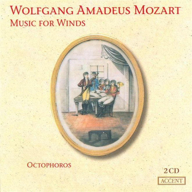 Mozart, W.a.: Serenade None. 10 / Divertimenti - K. 213, 240, 252, 253, 270, 289 (octophoros)