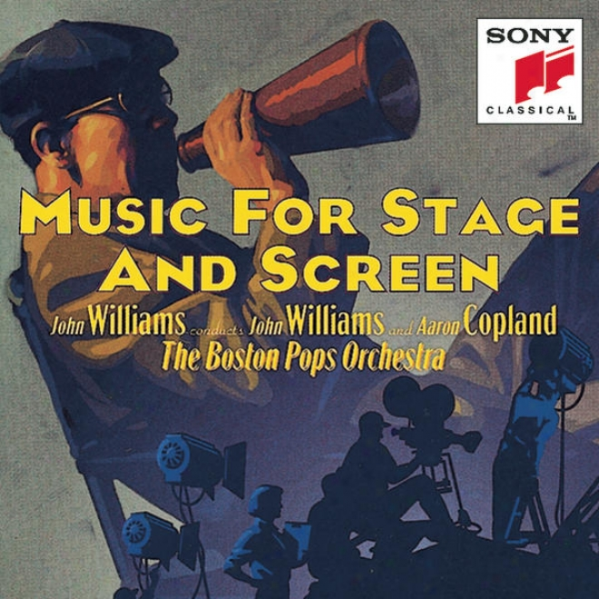 Music For Stage And Screen: The Red Poyn; Born On The Fourth Of July; Quiet City; The Reivers