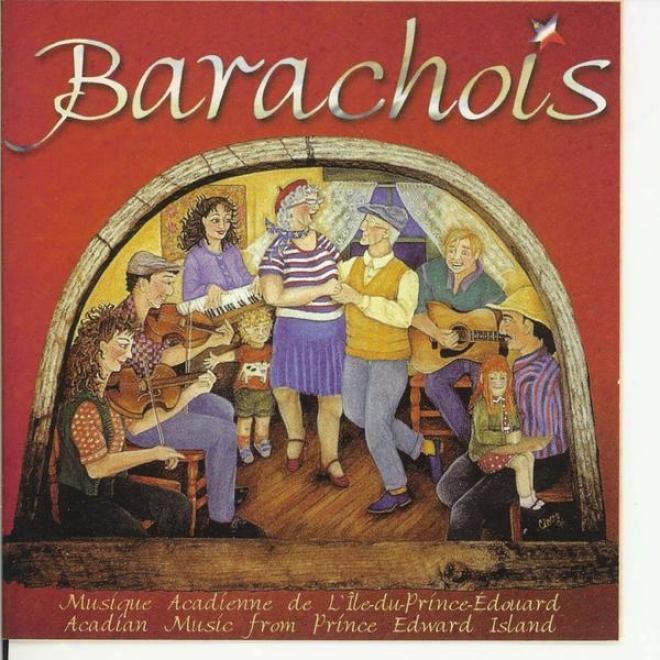 Musique Acadienne De L'ile-du-prince-edouard (acadian Music From Prince Edward Island)