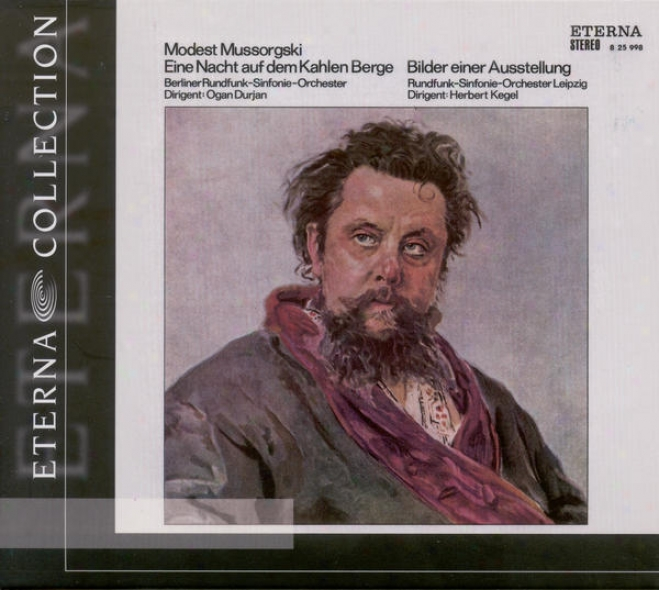 Mussorgsky, M.: Pictures At An Exhibition (orch. M. Ravel) / Night On The Bare Mountain (a) / Borodin, A.: Polovtsian Dances (durj