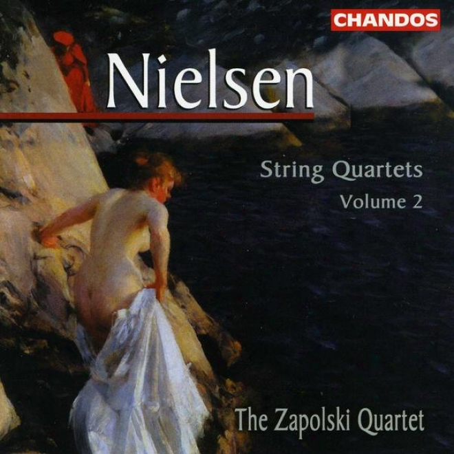 Nielsen:  String Quartet No. 2 Nielsen:  String Quartet No. 2; String Quartet No. 3