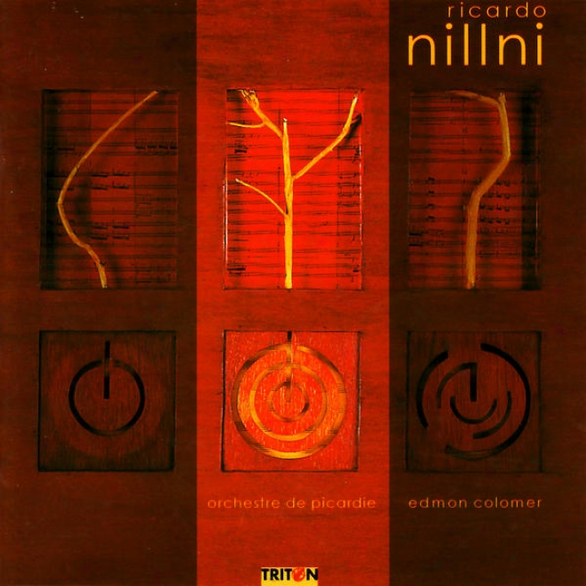 Nillni: Ruinas Circulares, Battements D'ailes, Grammaire Des Vagues, La Ritournelle Du Gã©omã¸tre