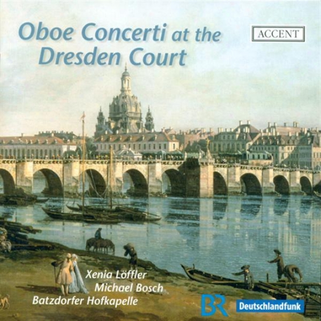 Oboe Recital: Bosch, Michael - Pisendel, J.g. / Fasch, J.f. / Valentini, G. / Heinichen, J.d.