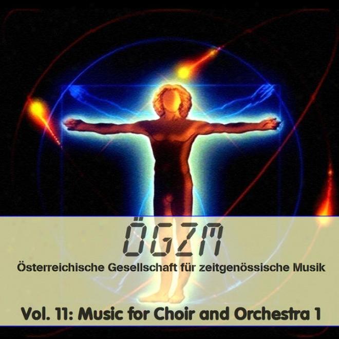 Oegzm Vol. 11: Music For Choir And Orchestra 1 - Werke Fã¼r Gesangssolisten, Chor Und Orchester, Johannes Kretz: Von Affen Und Ene