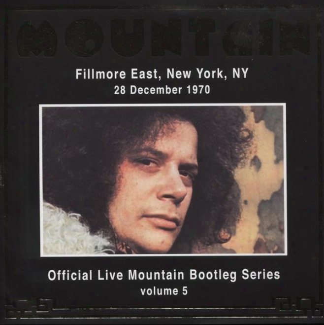 Official Live Bootleg Series Volume 5 (live At The Fillmore East 28th December 1970)