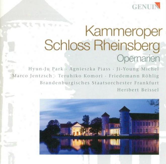 Opera Arias - Adam, A. / Rossini, G. / Massenet, J. / Puccini, G. / Donizetti, G. / Verdi, G. / Bellini, V. (beissel)