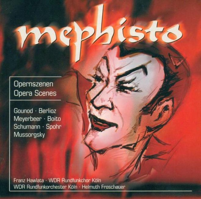 Opera Arias (bass): Hawlata, Franz - Gounod, C.-f. / Spohr, L. / Schumann, R. / Meyerbeer, G. / Mussorgsky, M.p. / Boito, A.