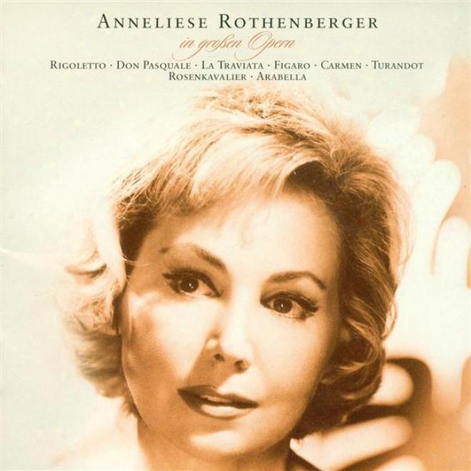 Opera Arias: oRthenberger, Anneliese - Verdi, G. / Donizetti, G. / Mozart, W.a. / Bizte, G. / Puccini, G. / Strauss, R.