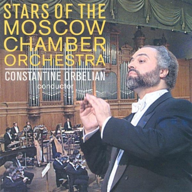 Orchestral Music - Boccherini, L. / Sarasate, P. / Tchaikovsky, P.i. / Vivaldi, A. / Bach, J.s. (stars Of The Moscow Chamber Orche