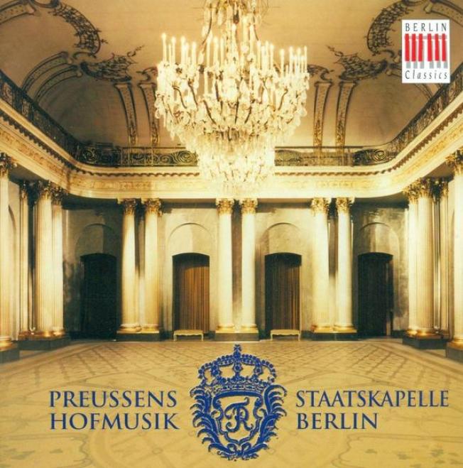 Orchestral Music (german) - Graun, J.g. / Bach, W.f. / Bach, C.p.e. / Bach, J.s. / Haydn, J. (berlin Staatskapelle, Mai)