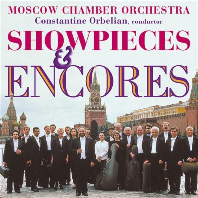 Orchestral Music - Grieg, E. / Tchaikovsky, P.i. / Sinisalo, H.-r. / Komitas, V.  (showpieces And Encores)