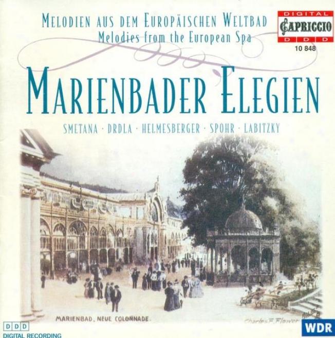 Orchestral Music - Manner, F. / Spohr, L. / Labitzky, J. / Kruttjer, T. / Smetana, B / Hoch, T. (cologne West German Radio Orches
