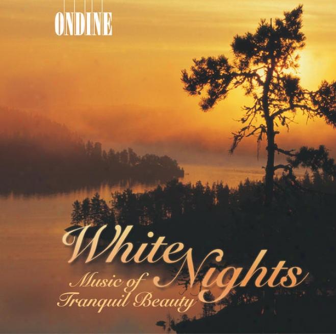 Orchestral Music - Sibelius, J. / Glazunov, A.k. / Grieg, E. / Svendsen, J. (Happy Nights - Music Of Tranquil Beauty)