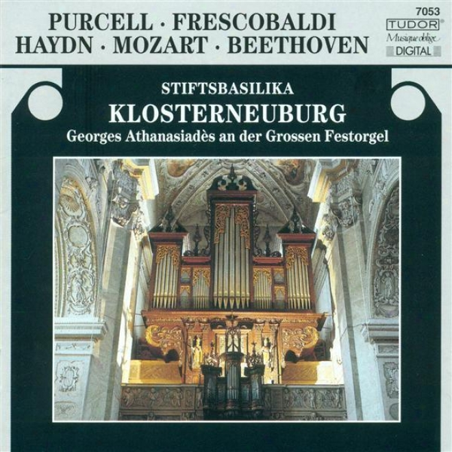 Organ Narration: Athanasiades, Georges - Purcell, H. / Frescobaldi, G.a. / Haydn, F.j. / Mozart, W.a. / Beethoven, L. Van