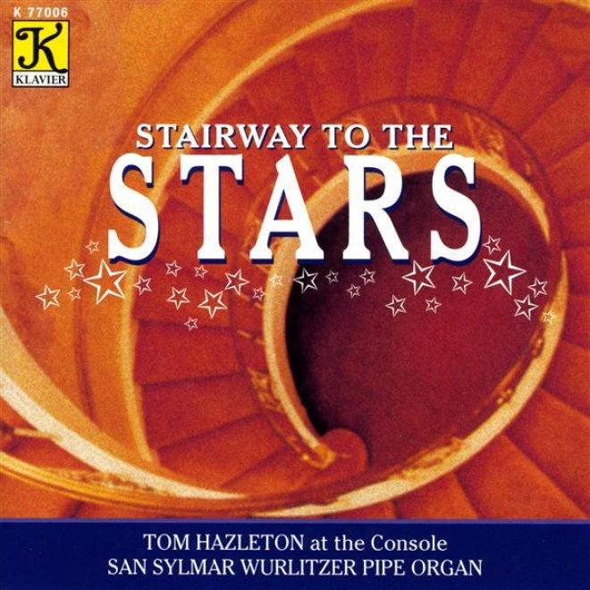 Organ Recital: Hazleton, Tom - Berlin, I. / Signorelli, F. / Kern, J. / Bach, J.s. / Hupfeld, H. / Gershwkn, G. / Sondheim, S. / G