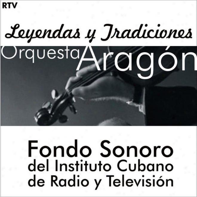 Orquesta Aragãã³n. Fondos Sonoros Del Instituto De Radio Y Televisiã³n (50's Cuban Orchestras)