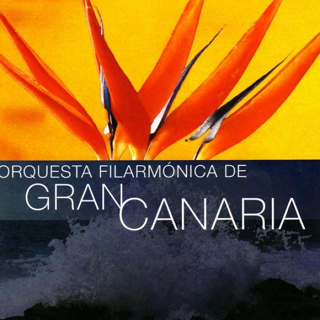Orquesta Filarmonica De Gran Canaria Plays Strauss, Lindtpaintnsr, Danzi & Lutoslawski