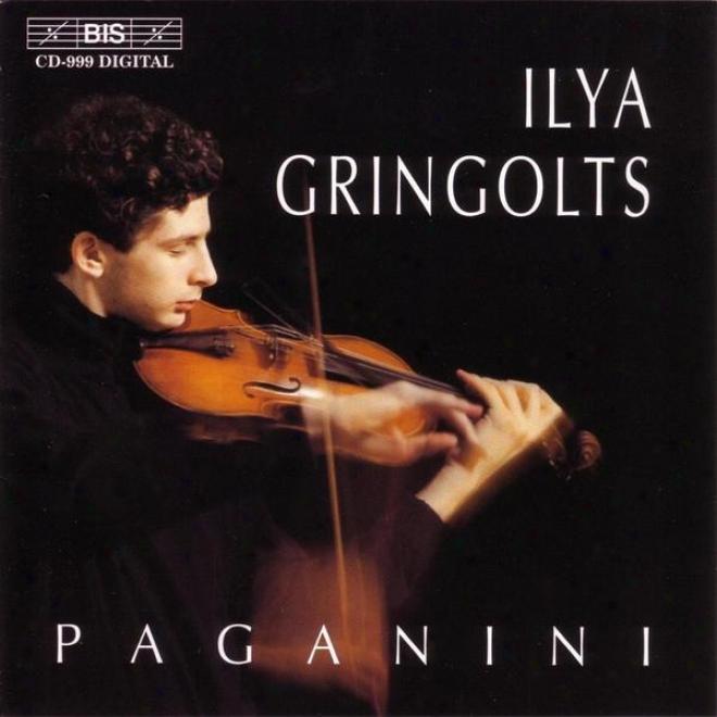 """""""paganini: Introduzione E Variazioni Sul Tema """"""""nel Cor Piu Non Mi Sento"""""""" / Violin Concerto No. 1"""""""