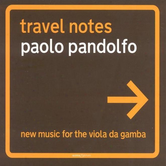 Pandolfo, P.: Baghdad's Spring / Metamorphosis / Il Sogno Di Proserpina / Brothers / La Florentine / Prairies (travel Notes) (pand