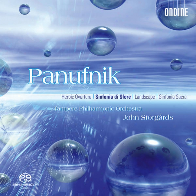 Panufnik, A.: Sinfonia Di Sfere / Hefoic Overture / Sinfonia Sacra (tampere Philharmonic, Storgards)