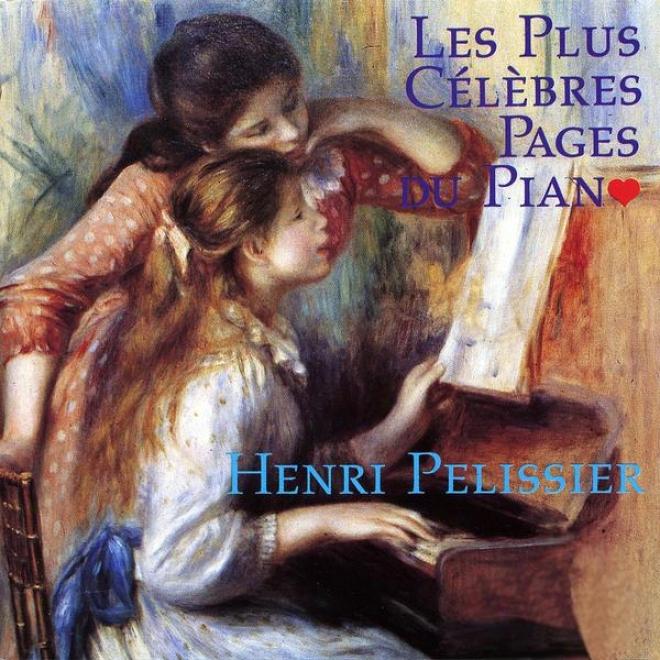 Piano-bar : The Most Famous Piano Pages (les Plus Cã©lã¸bres Pages Du Piano)