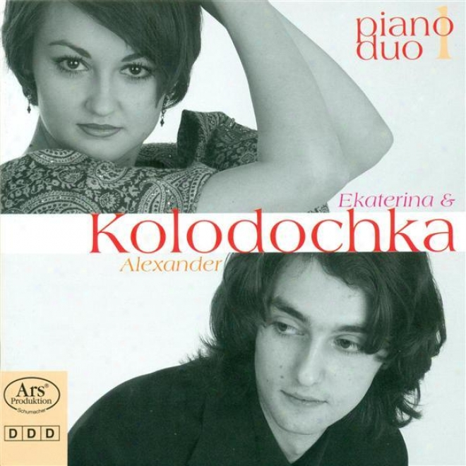 Piano Music (solos And Duos) - Gershwin, G. / Liszt, F. / Chopin, F . / Rachmaninov, S. / Beethoven, L.